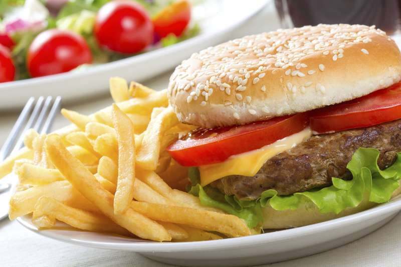 Hamburger converted to sRGB by CImage, looks tasty again!
